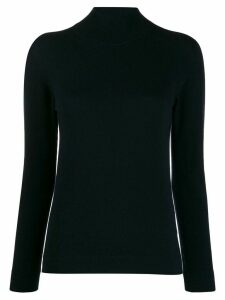 Agnona colour block jumper - Blue