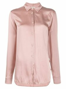 Forte Forte button-up shirt - PINK