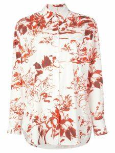 Sies Marjan Sander printed shirt - White