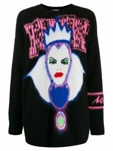 Iceberg Wicked Queen knitted jumper - Black