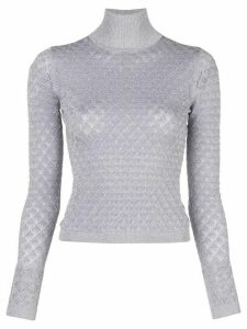 Cinq A Sept Lilette turtleneck jumper - Purple