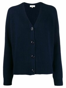 YMC knitted cardigan - Blue