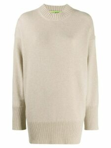 GAUGE81 Devon oversized sweater - NEUTRALS