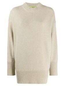 GAUGE81 Devon oversized sweater - NEUTRALS