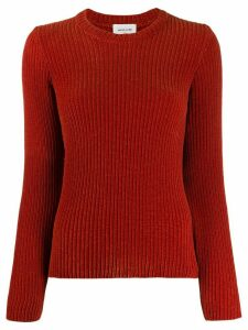 Wood Wood Regina velour jumper - Brown