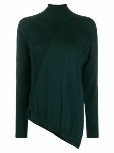 P.A.R.O.S.H. turtleneck knitted jumper - Green