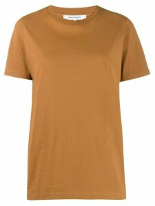 Norse Projects Gro plain T-shirt - Brown