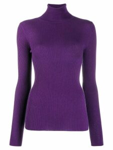 Snobby Sheep turtle neck sweater - Purple