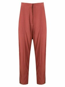 Osklen Classy straight trousers - PINK