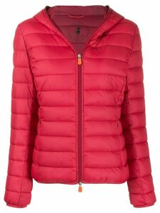 Save The Duck GIGA9 padded jacket - Red