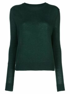 The Elder Statesman Tranquility cashmere jumper - Green