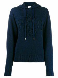 Barrie 3D kigi hoodie - Blue