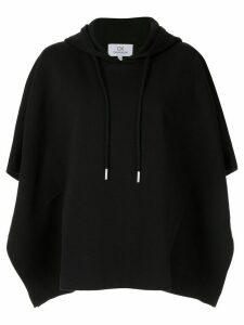 CK Calvin Klein oversized fit hoodie - Black