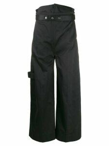 Reebok x Victoria Beckham x Victoria Beckham palazzo trousers - Blue