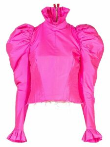 Dilara Findikoglu Killing Moon blouse - PINK