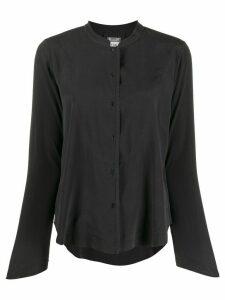 Kristensen Du Nord mandarin collar shirt - Grey