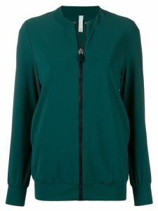 No Ka' Oi zipped sweatshirt - Green