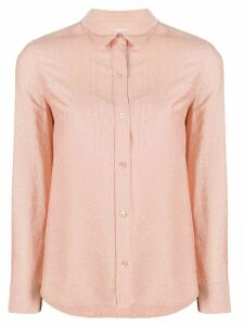 Equipment Leema fitted shirt - PINK