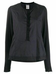 Kristensen Du Nord mandarin collar tunic - Grey