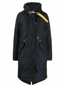 Parajumpers Masterpiece parka coat - Blue