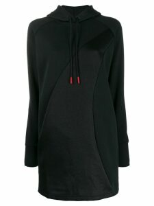 Puma Karl Lagerfeld-print hoodie - Black