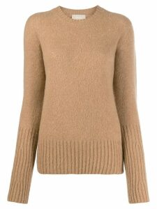 Drumohr round-neck jumper - Brown