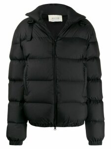 1017 ALYX 9SM zipped down jacket - Black