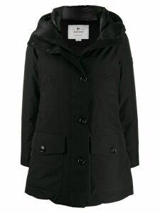 Woolrich hooded padded jacket - Black