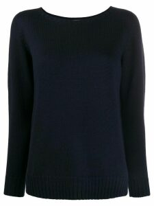 La Fileria For D'aniello round-neck jumper - Blue