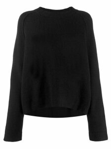 Kristensen Du Nord loose-fit jumper - Black