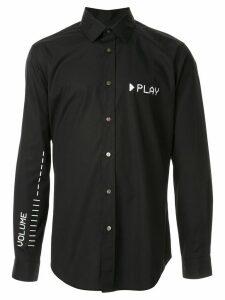 Ports V Play print shirt - Black