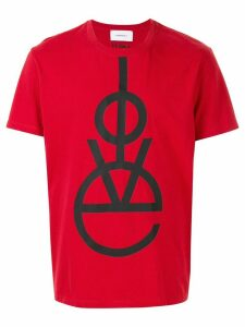 Ports V Love T-shirt - Red