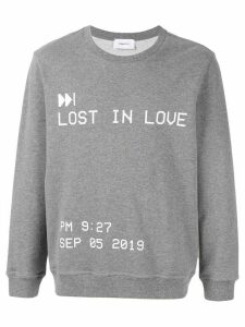 Ports V Lost in Love sweatshirt - Grey