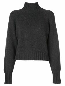 Proenza Schouler turtleneck jumper - Black