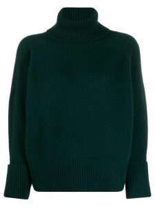 Société Anonyme roll-neck jumper - Green