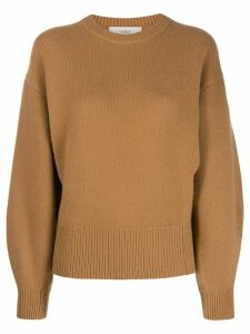 Pringle of Scotland round-neck jumper - Brown