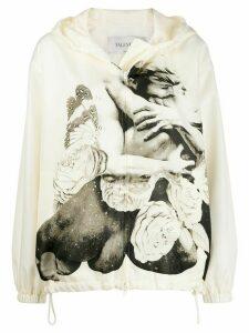 Valentino x Undercover Valentino Garavani Lovers zipped sweatshirt -