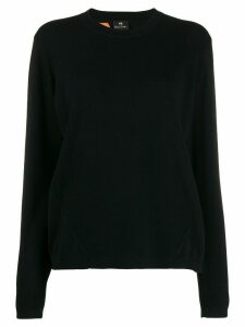 PS Paul Smith long sleeve pullover - Black