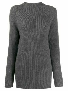 Joseph ribbed knit jumper - Grey