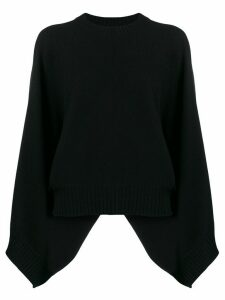 Pringle of Scotland bat wing jumper - Black