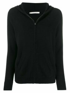 Chinti and Parker hooded knit cardigan - Black
