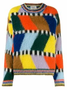 Essentiel Antwerp Tahini knitted jumper - Blue