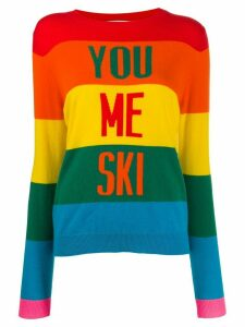Chinti & Parker You Me Ski jumper - Red