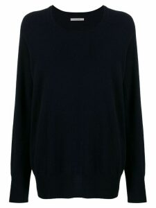 Chinti and Parker slouchy jumper - Blue