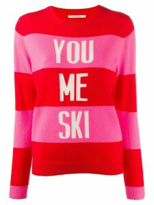 Chinti and Parker You Me Ski jumper - Red