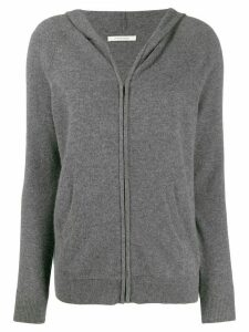 Chinti and Parker hooded cardigan - Grey