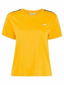 Fila logo band T-shirt - Yellow