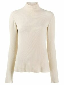 Nanushka roll neck jumper - NEUTRALS