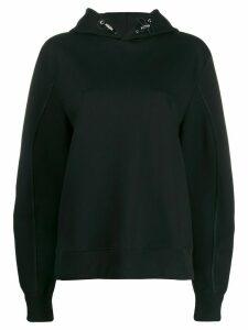 1017 ALYX 9SM long sleeve drawstring hoodie - Black