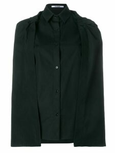 Chalayan layered shirt - Black